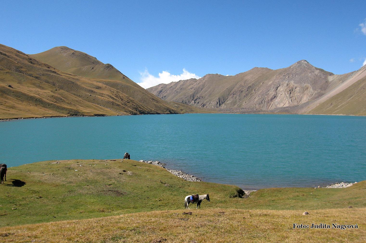 Bezmenné jazero