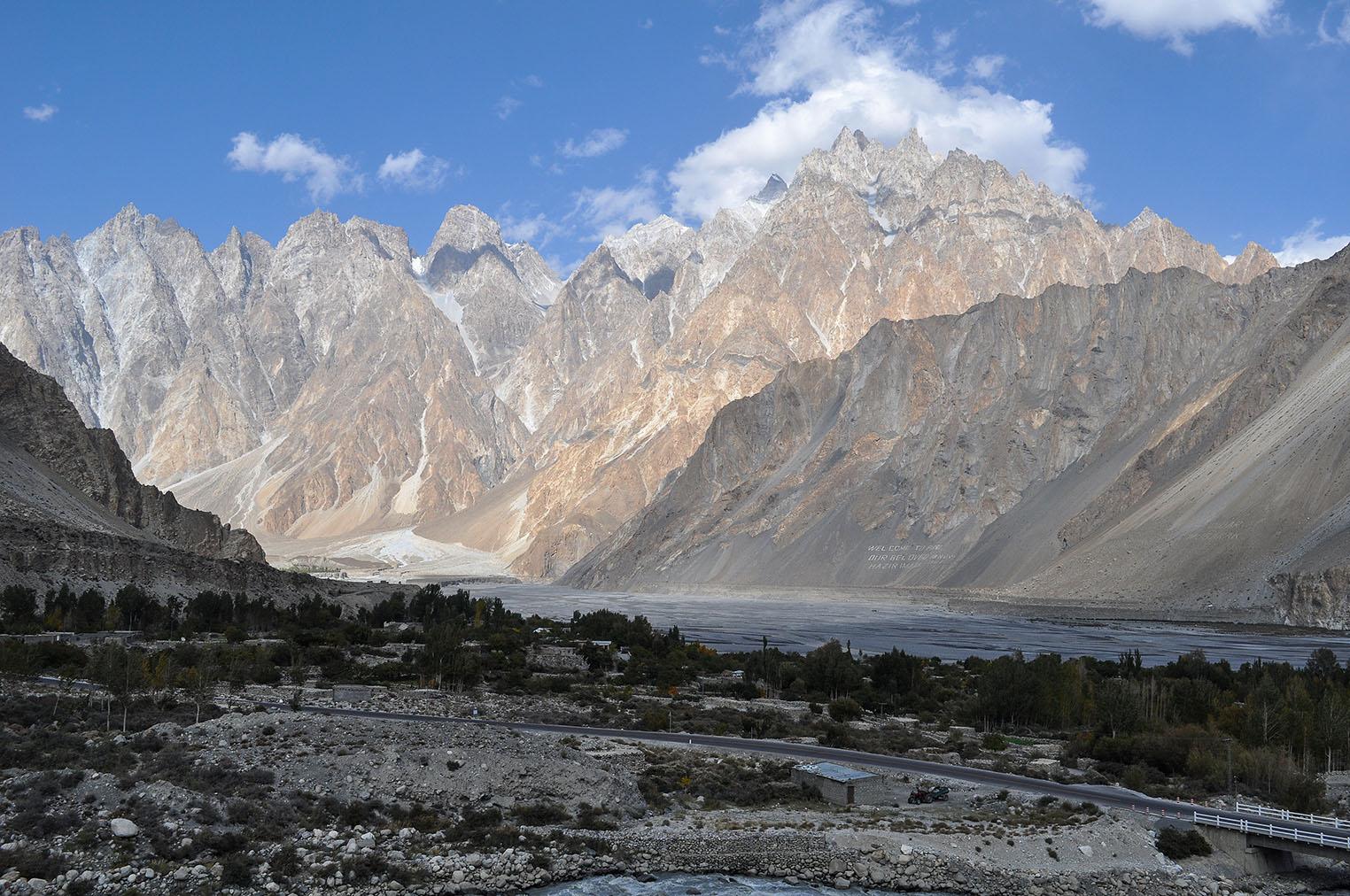 Pasu - severný Pakistan