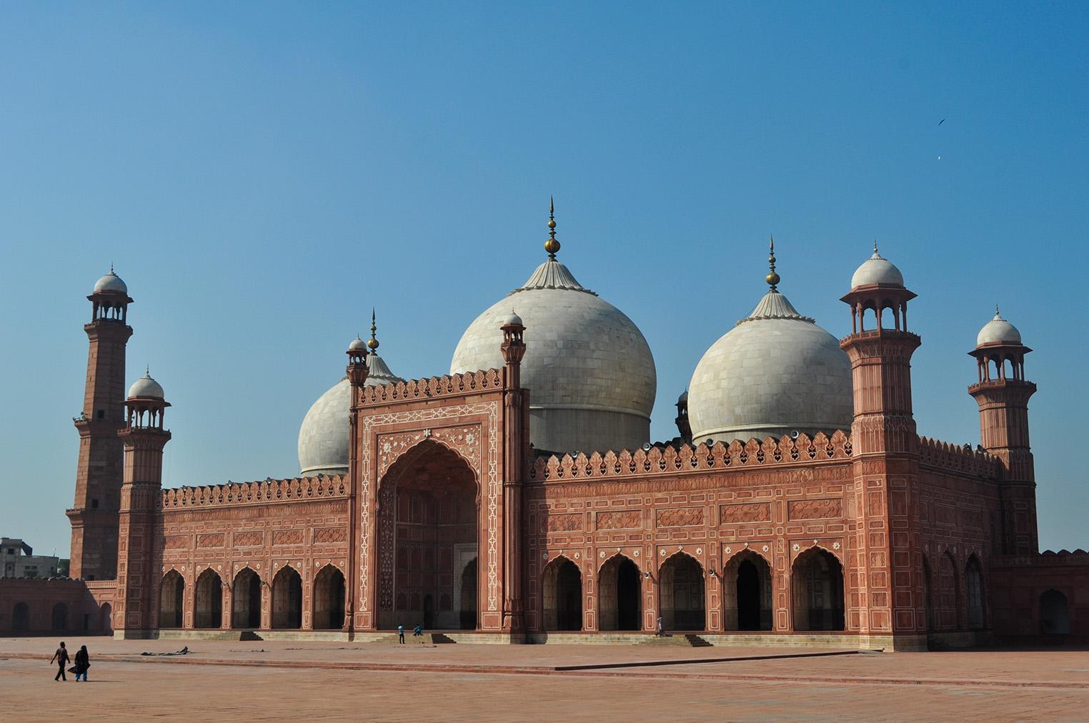 Mešita v Lahore