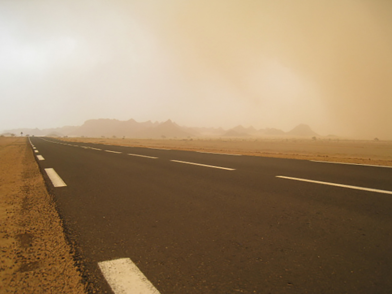 Cesta cez Saharu