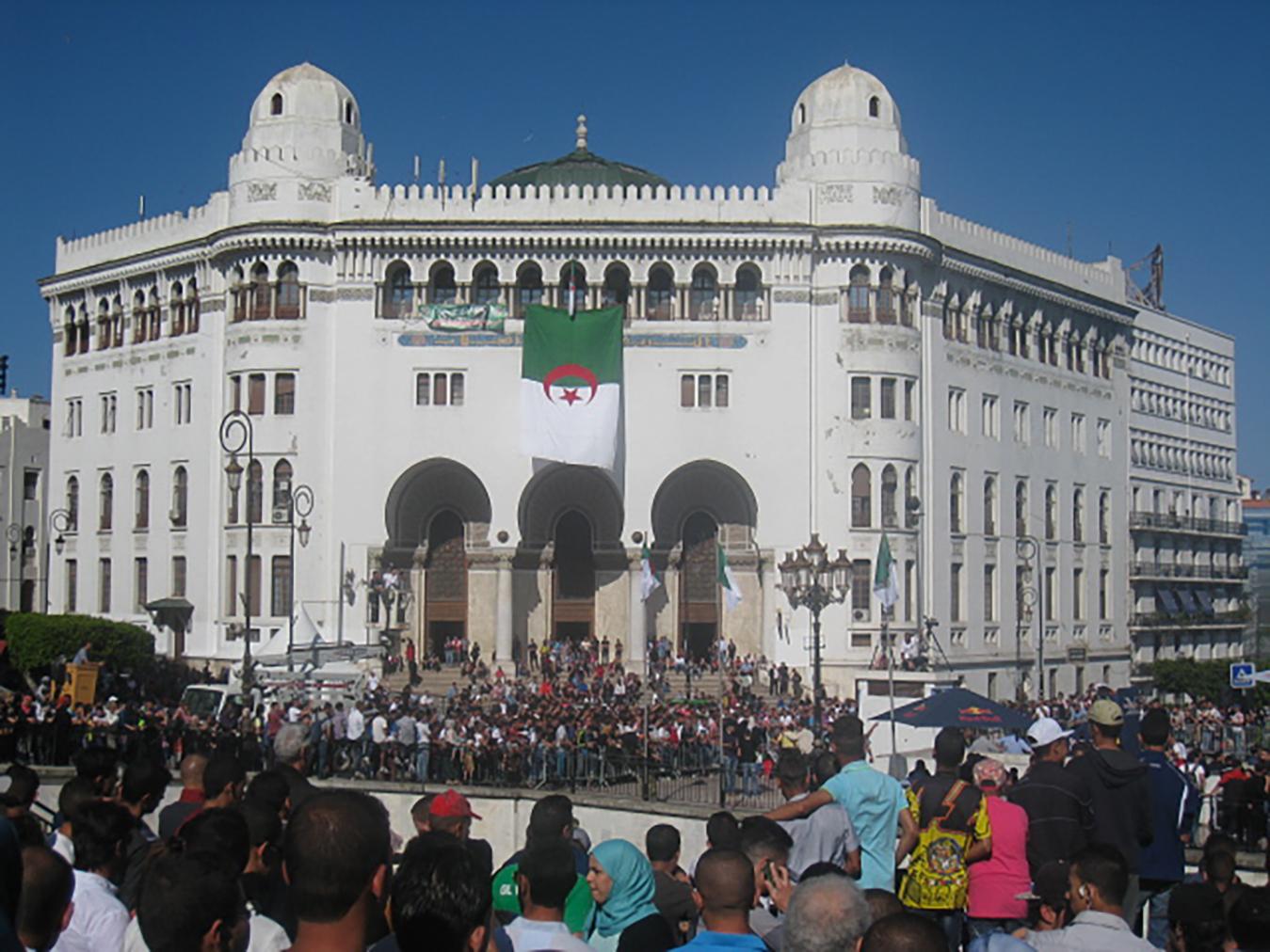 Hlavná pošta, Alžír