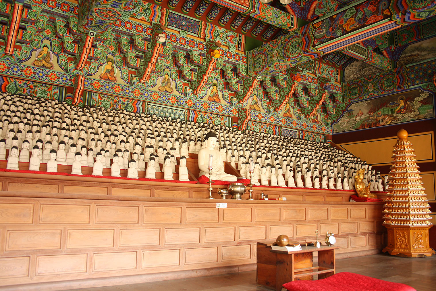Budhistický chrám, Yesan