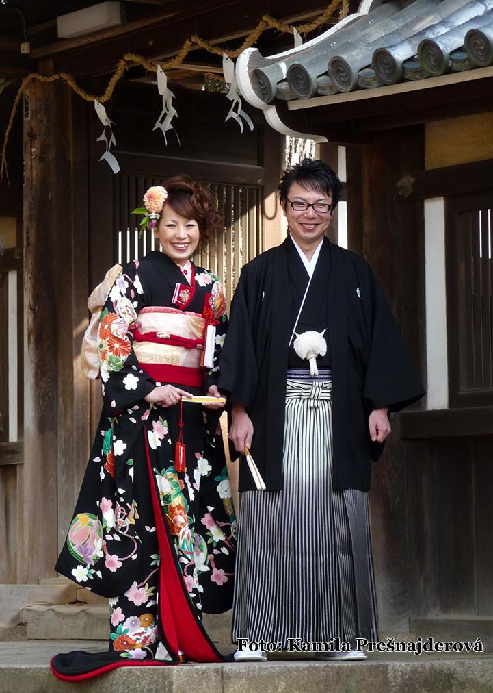 Japonská svadba