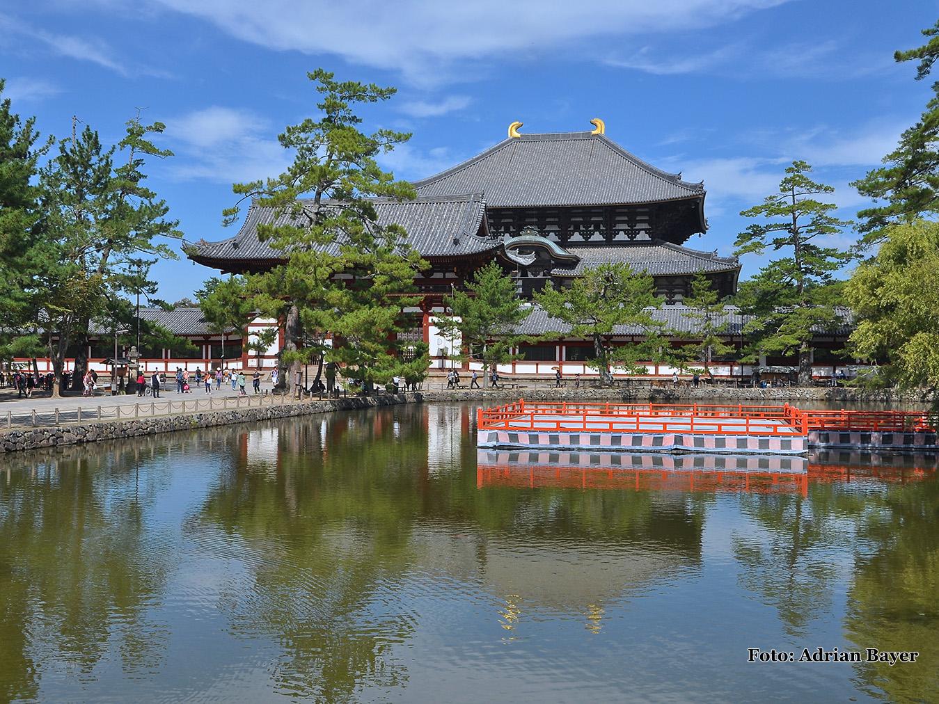 Nara - Todai-dži-Daibutsuden