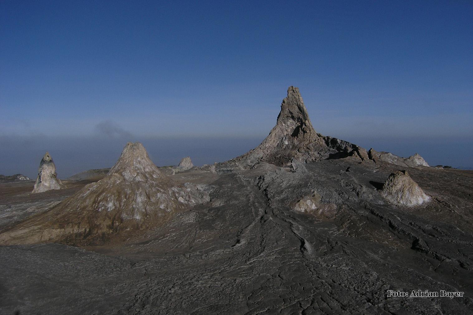 Ol oinyo Lengai - kráter