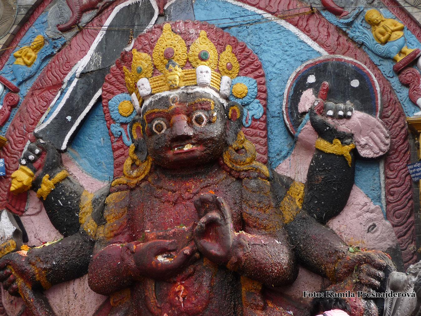 Námestie Durbar, Káthmandu