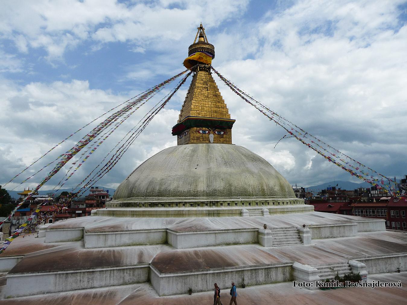 Bodnath, Káthmandu