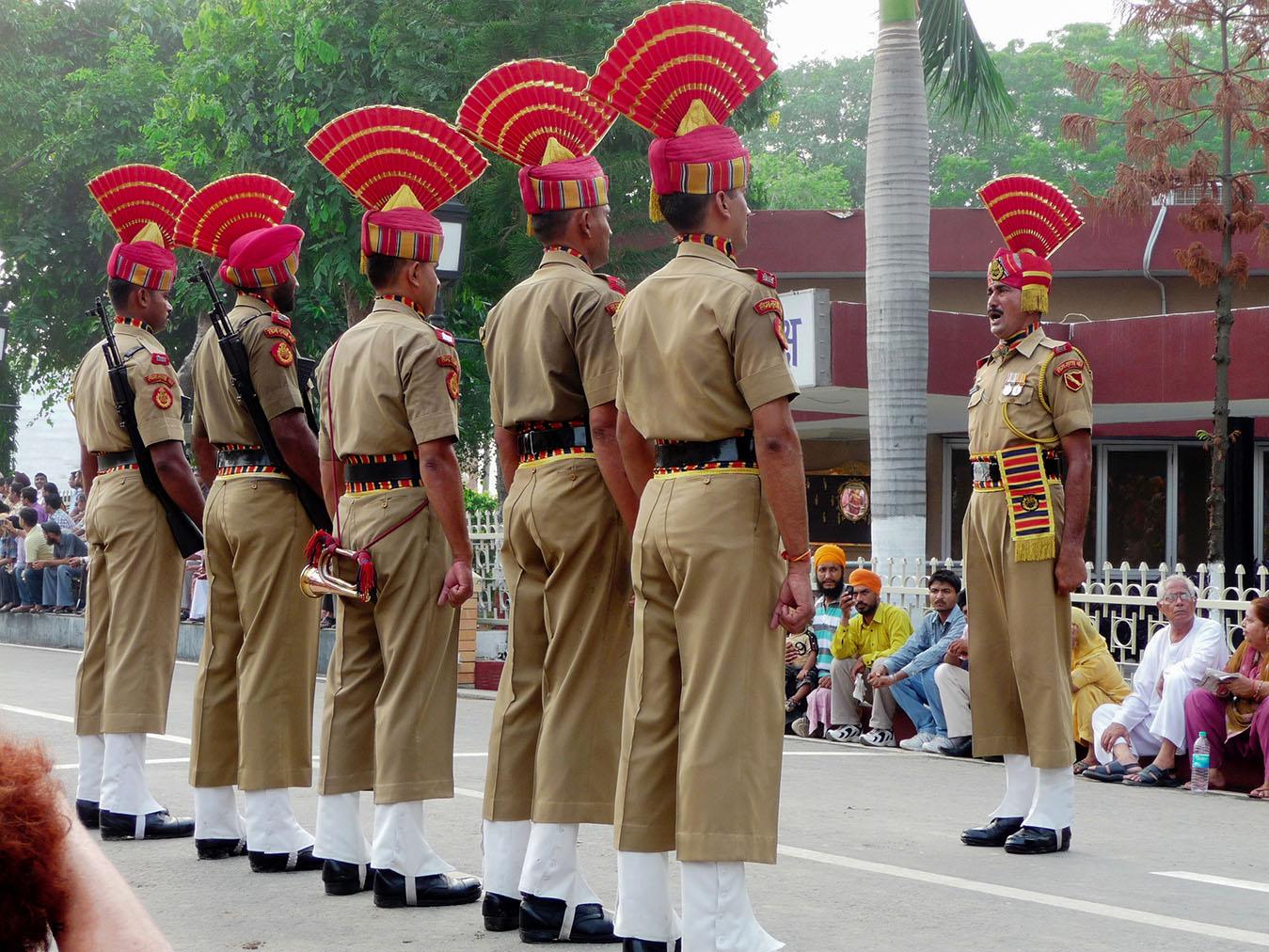 Indicko-pakistanská hranica