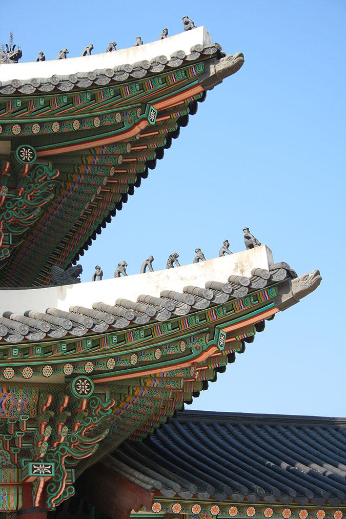 Palác Gyeongbokgung