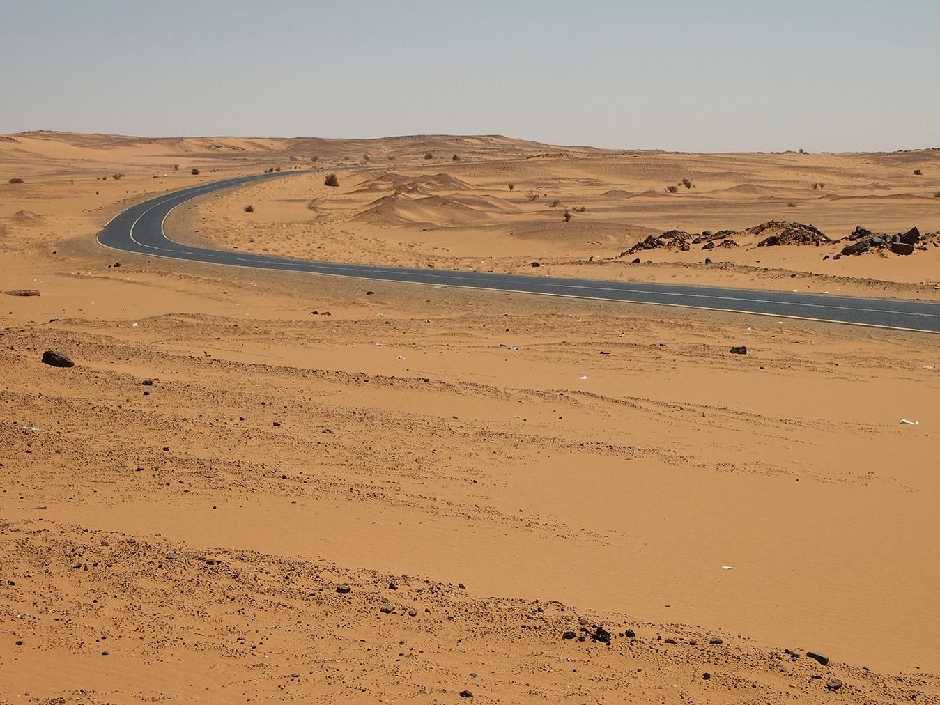 Saharská diaľnica
