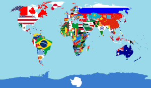 Cestovateľské rady podľa krajiny