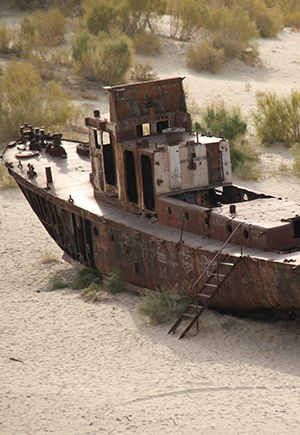 Aralské jazero