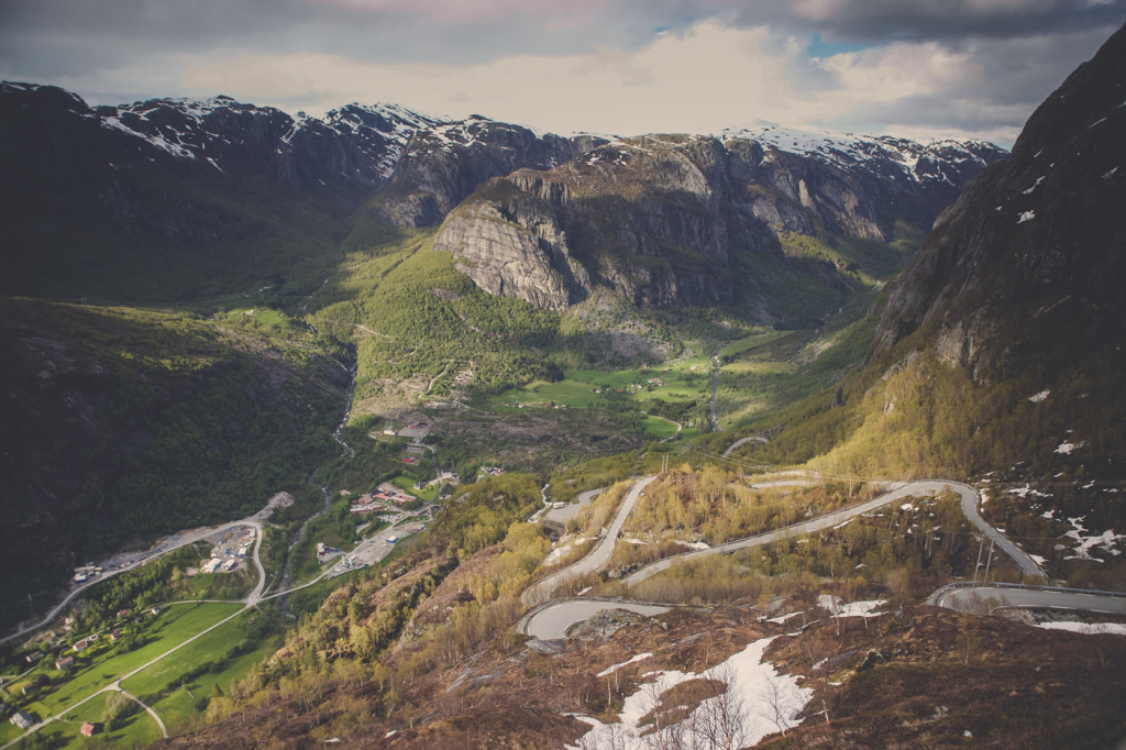 Cestovanie Nórskom
