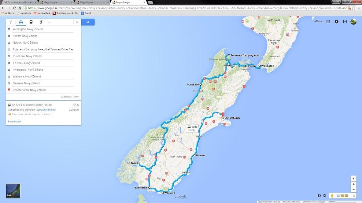 po Novom Zélande
