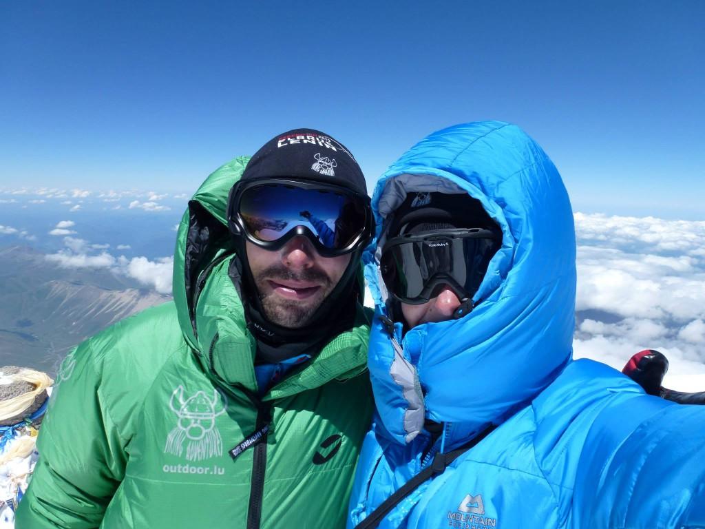 Expedícia Cho Oyu