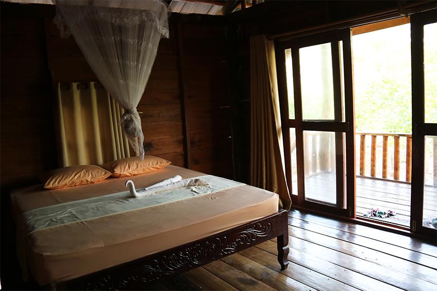 kambodžský ostrov koh rong