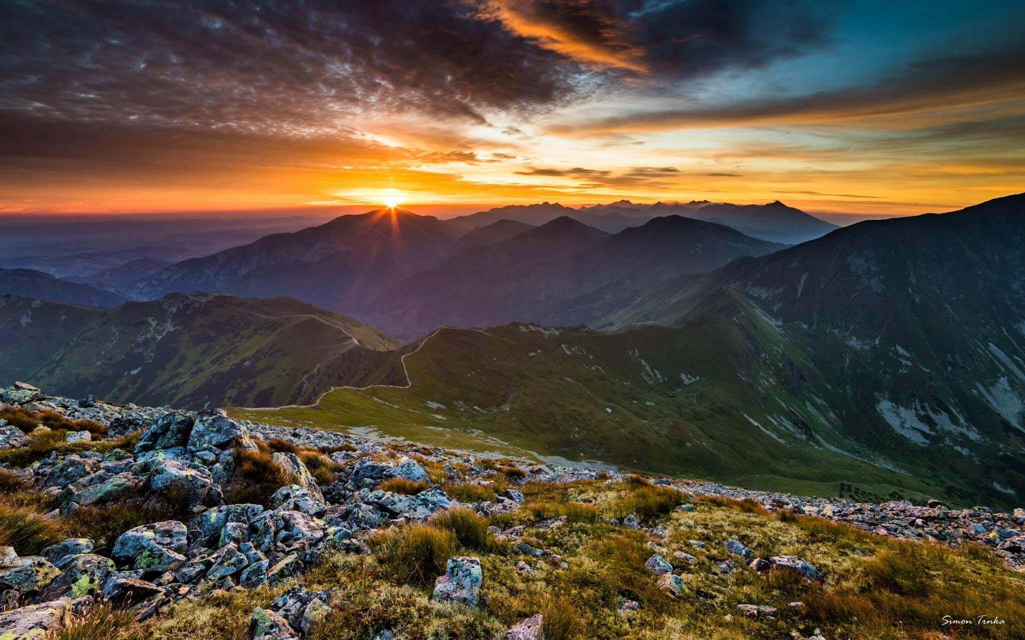 Jeho zábery zo slovenských hôr zaujali aj v zahraničí