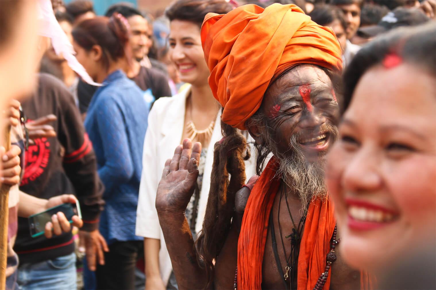 Šťastný nepálsky Nový rok!