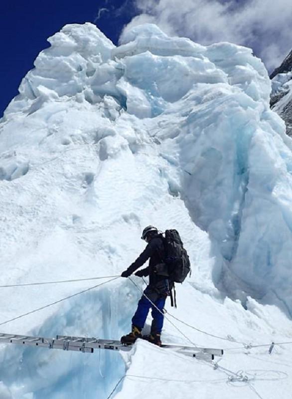 Rozhovor: Horolezec Zoltán Pál prezradil, čo sa stalo pod Everestom