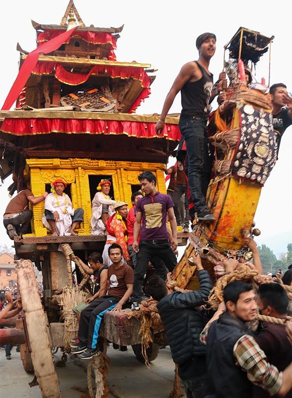 Nepálsky Nový rok – 2073
