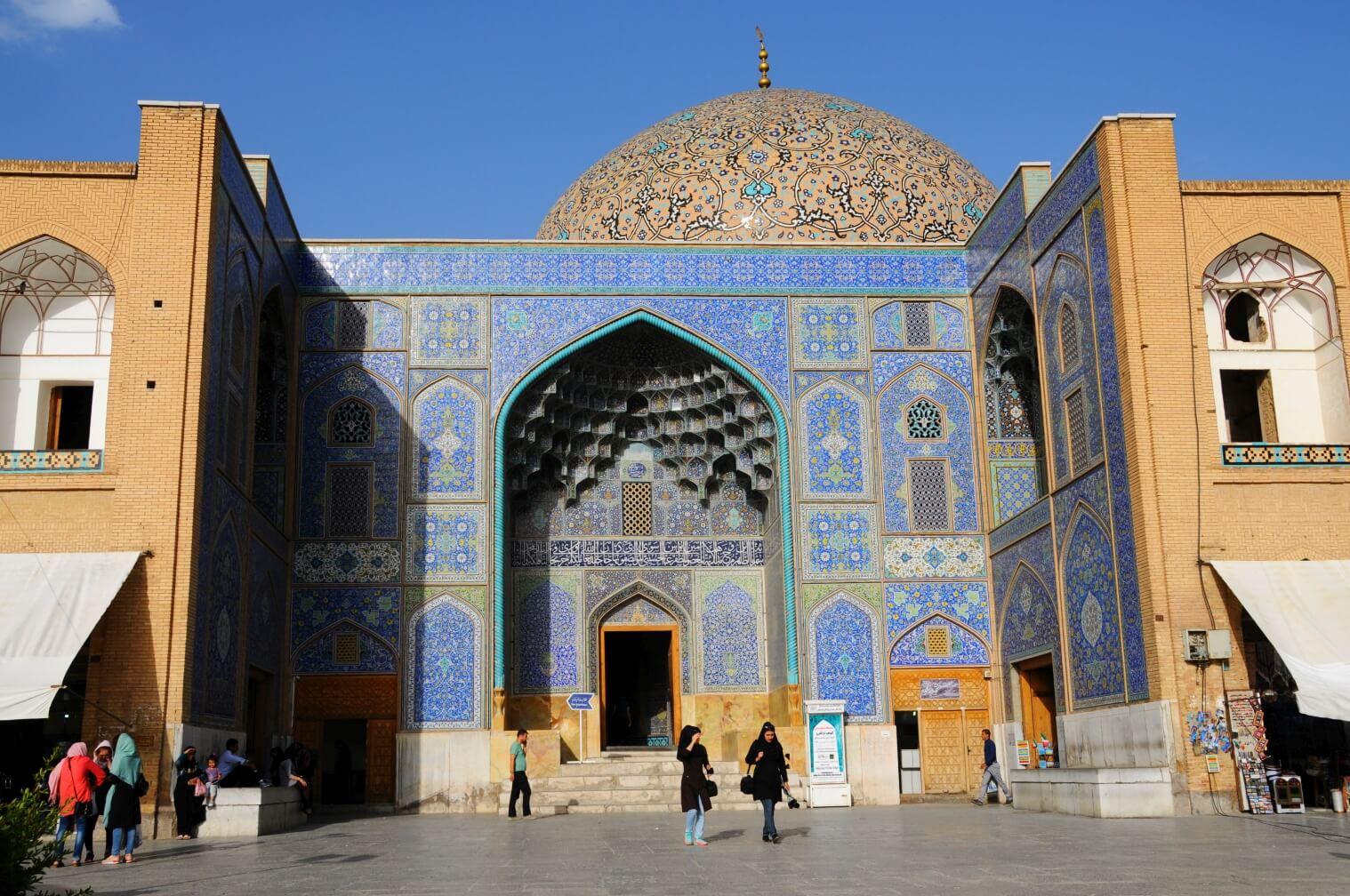 Irán. Nie mediálny, ale ten skutočný