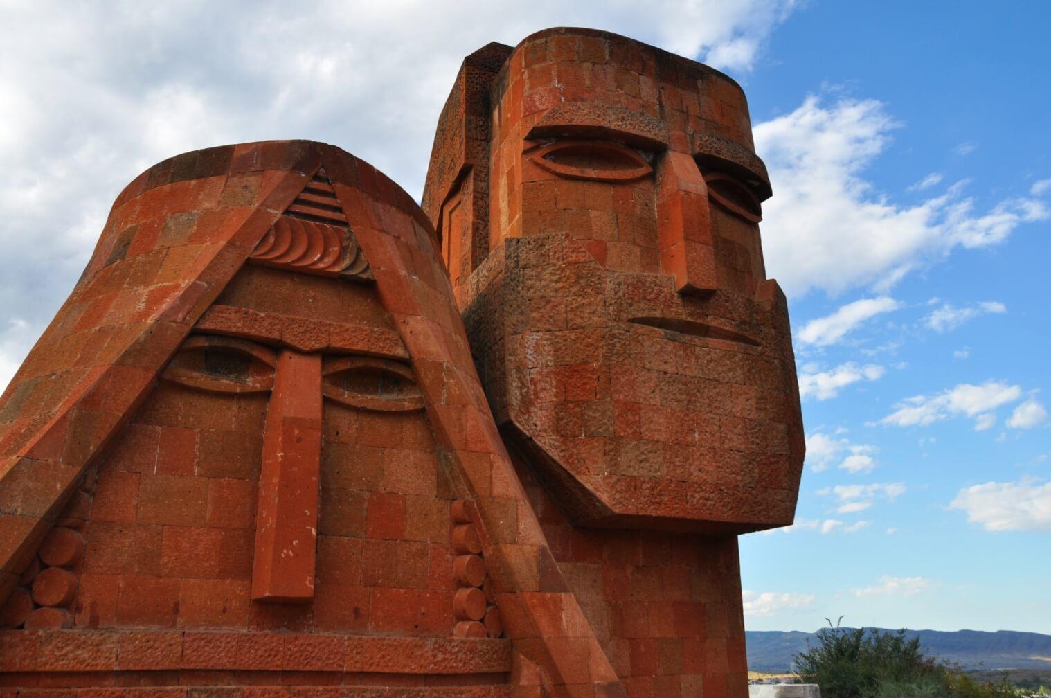 Desať najkrajších miest Kaukazu