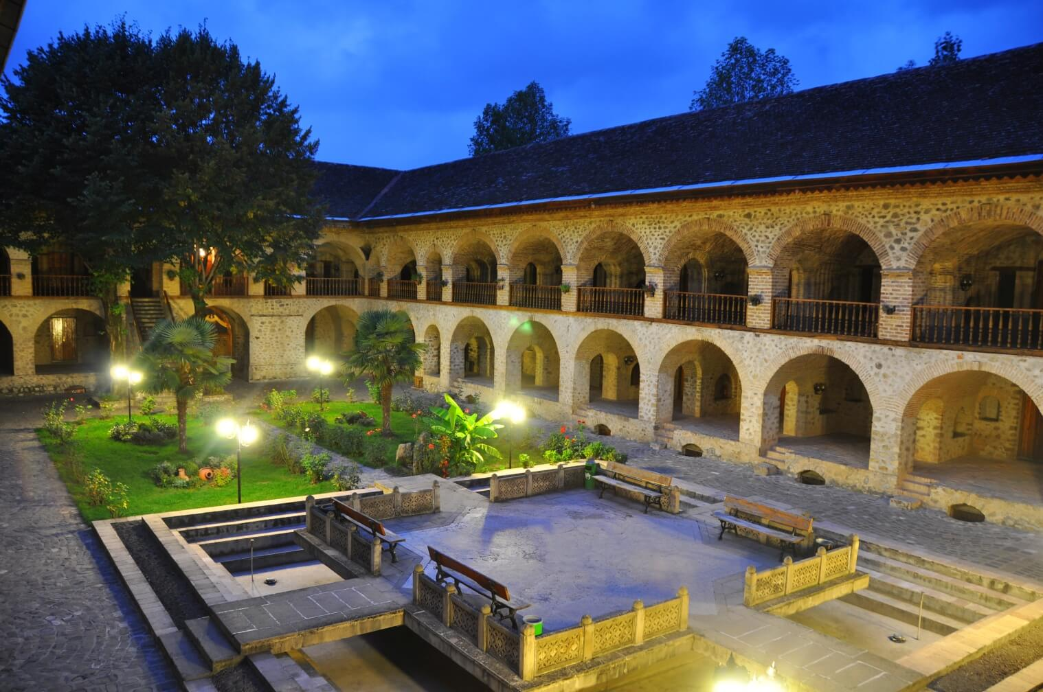 10 najkrajších miest Kaukazu