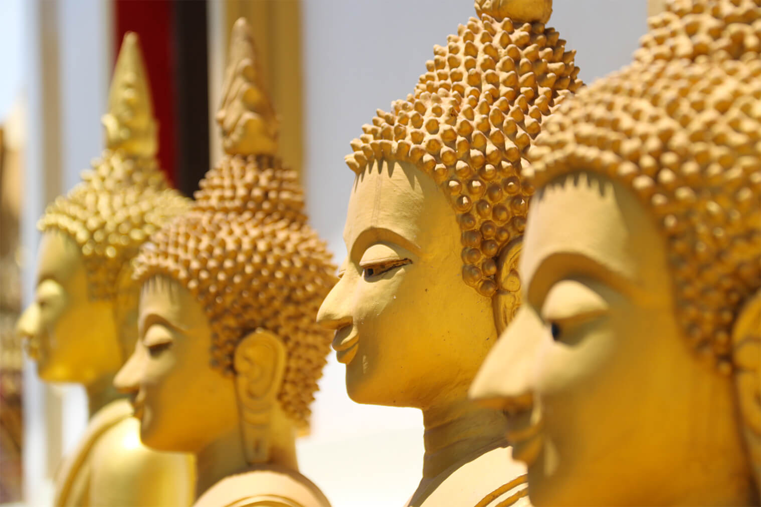 Laos je budhistická krajina