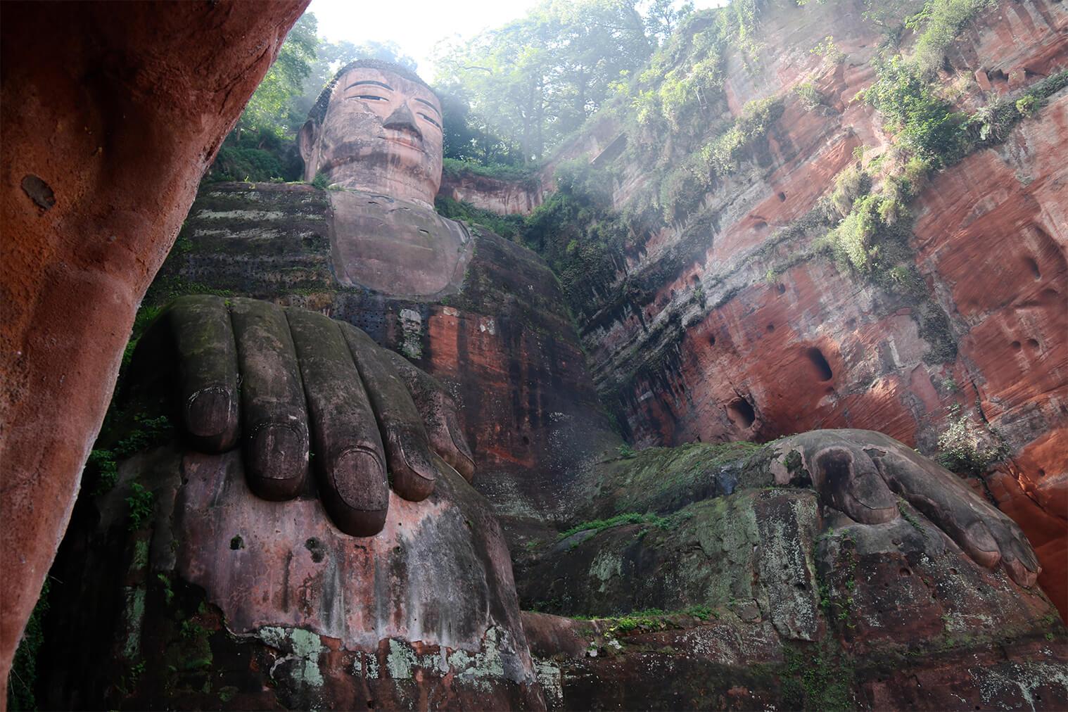 Grand Buddha, Leshan