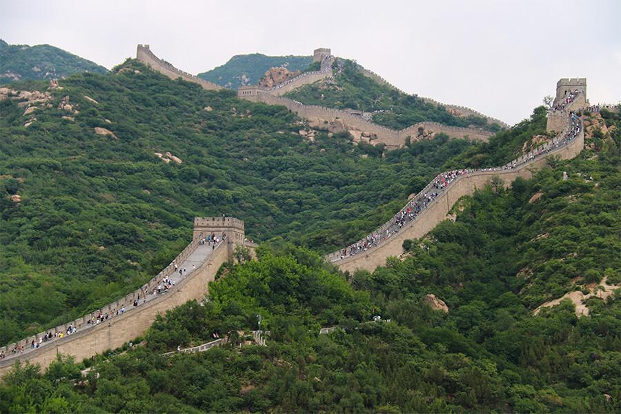 čínsky múr