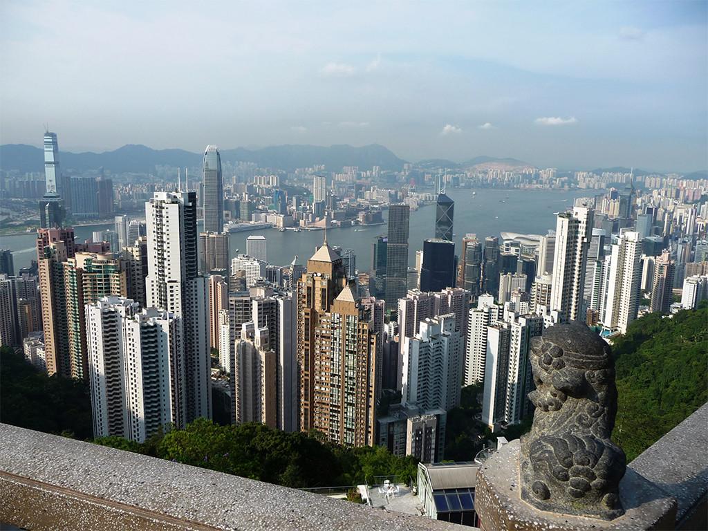 9 najkrajších miest v Číne