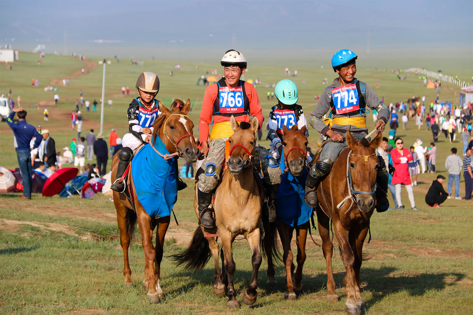 Jednou z obľúbených disciplín sú preteky 5-ročných koní