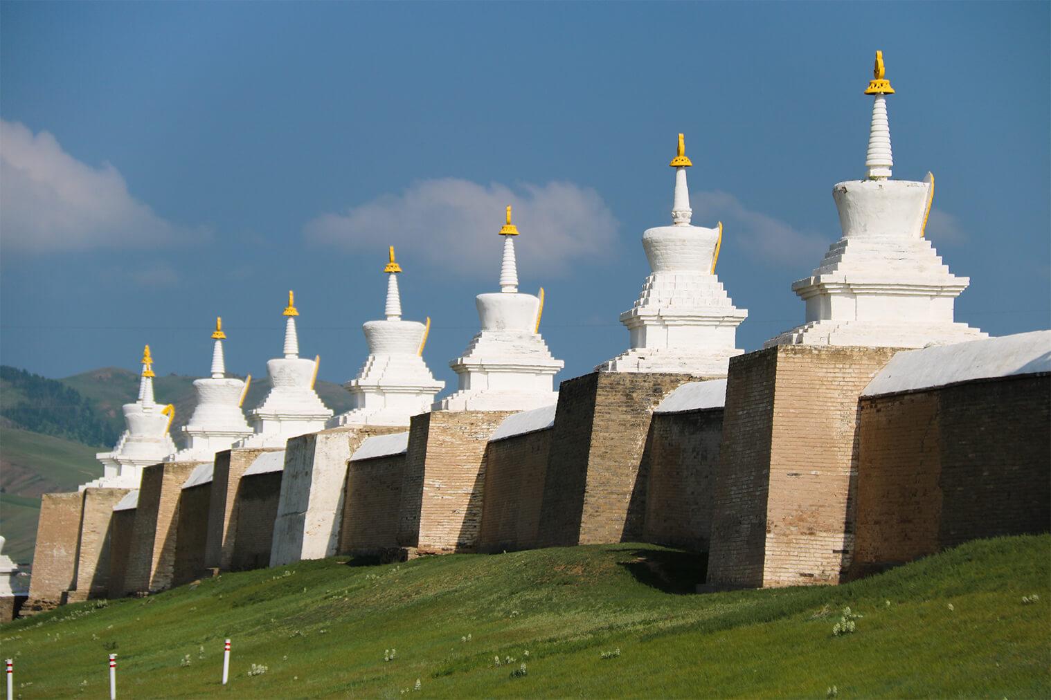 Kláštor Erdene Zuu