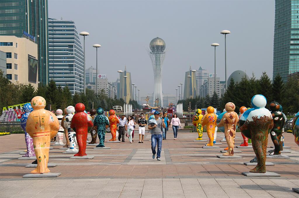 Astana sa pripravuje na Expo 2017