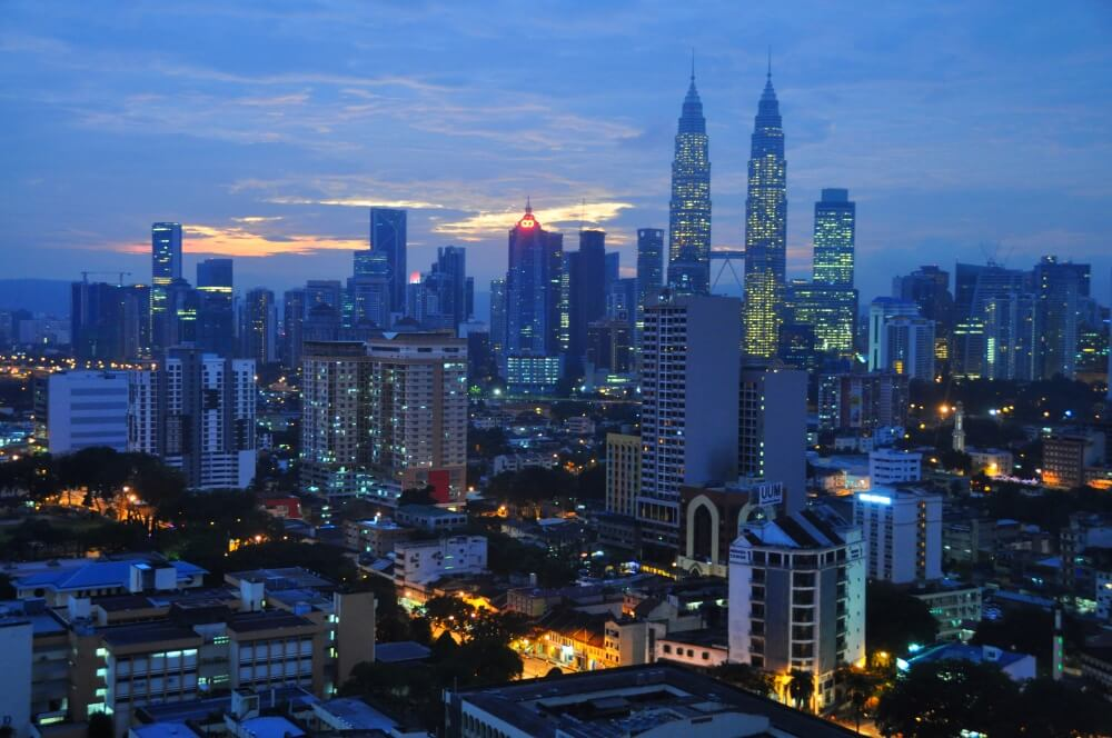 Malajzia. Symbióza kultúr a národov