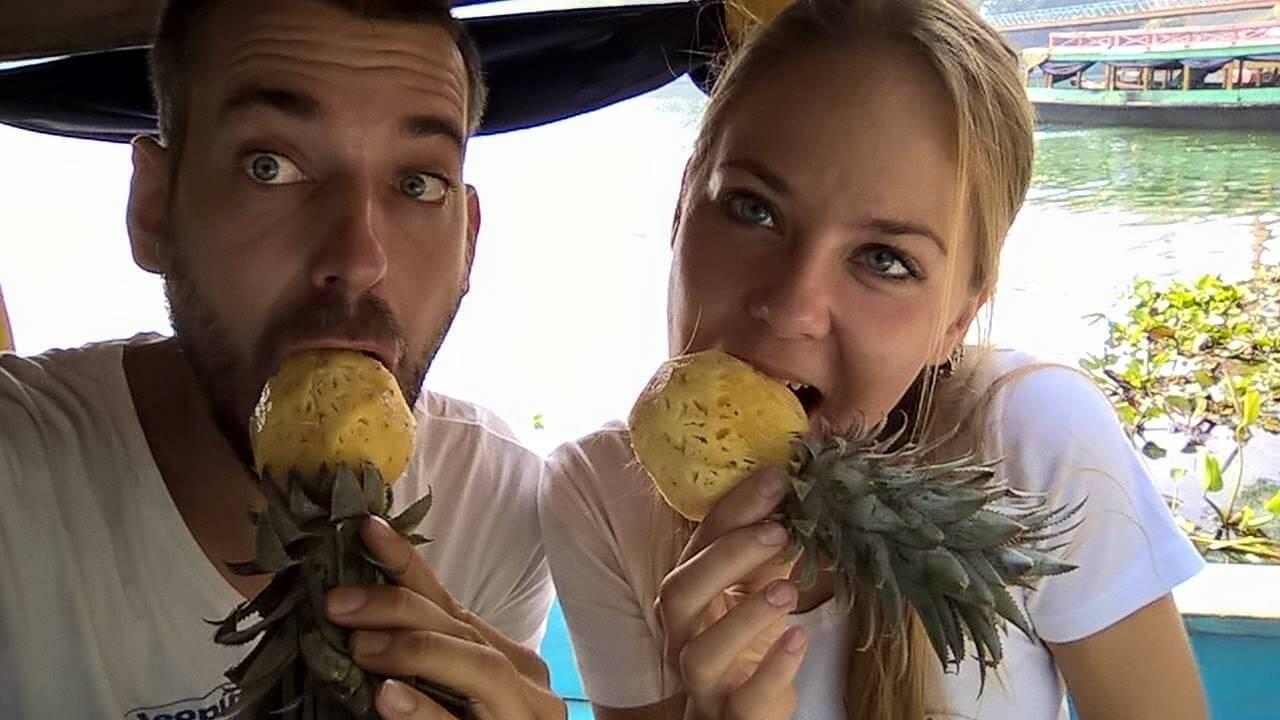 Najmenší a najlepší ananás v histórii