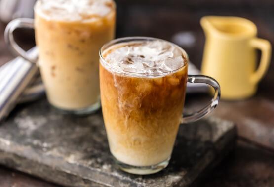 Thajská ľadová káva nás osviežila každý deň