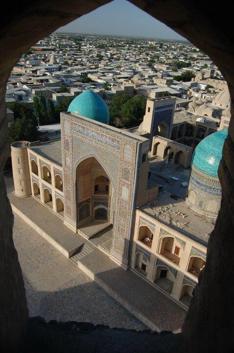 Ako vybaviť víza do Strednej Ázie