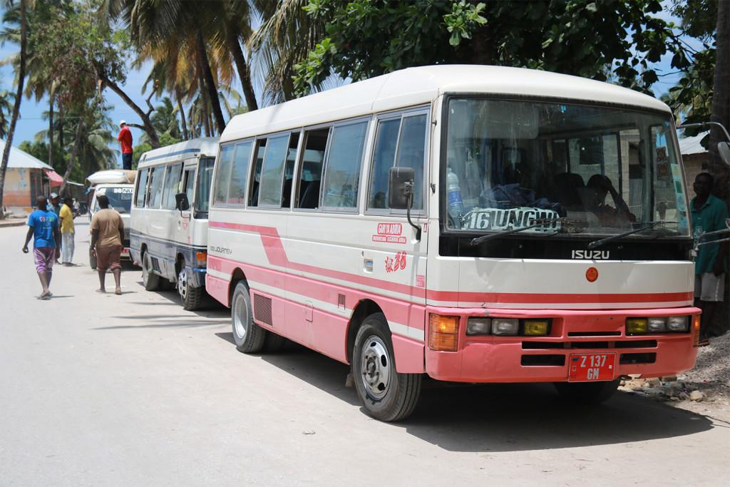 Zanzibar - rady a tipy