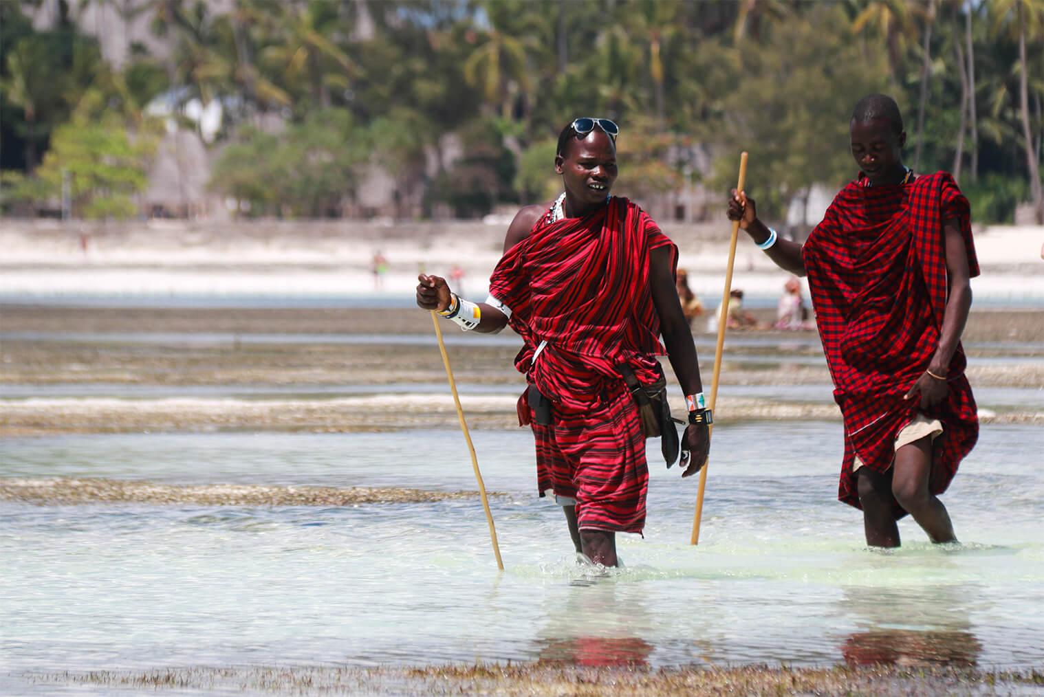 Masaiovia, Zanzibar