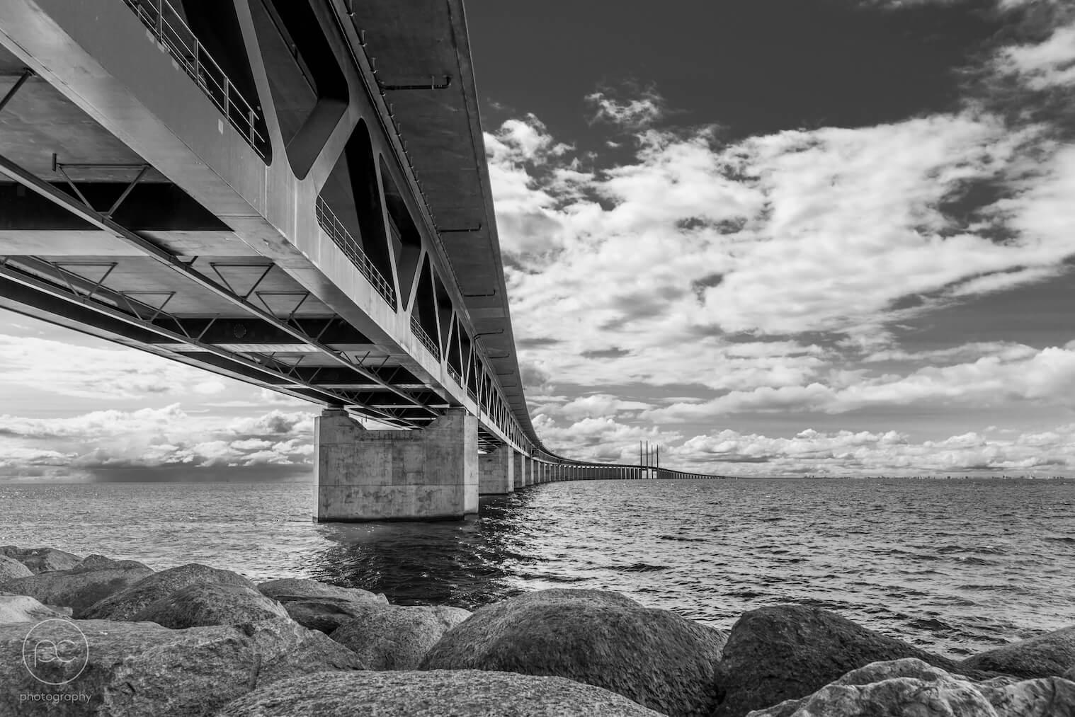 Fotoesej: Malmö a most Öresund