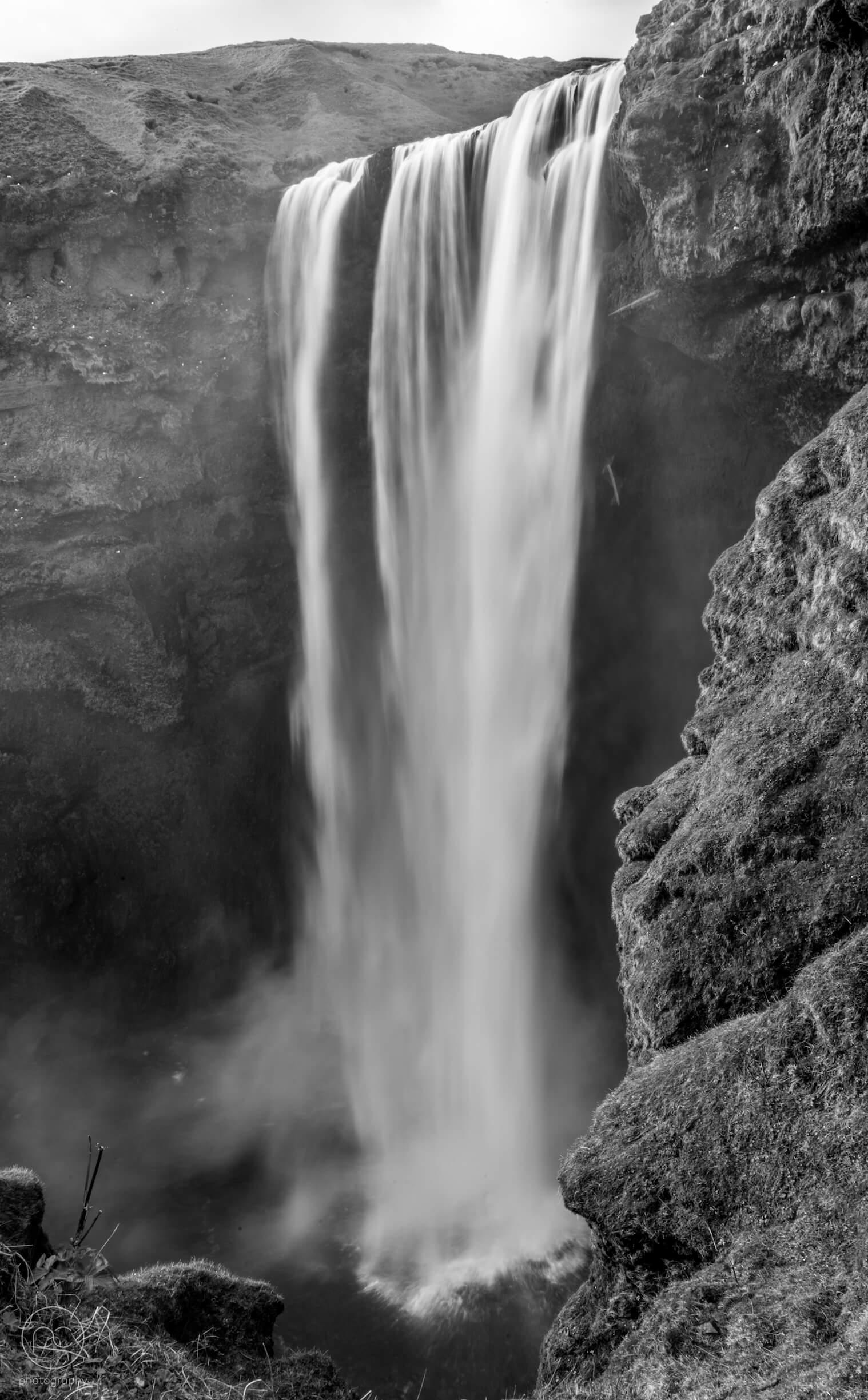 Fotoesej: Islandské vodopády