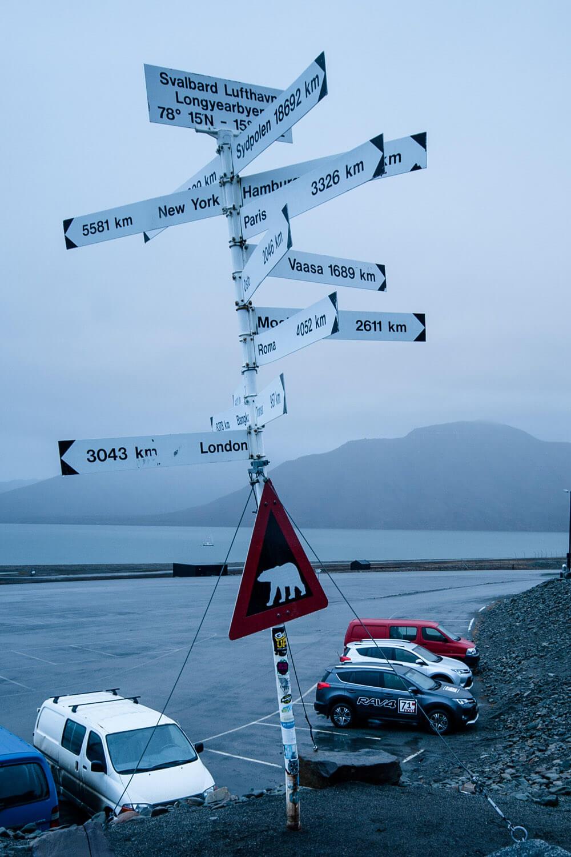 Fotoesej Svalbard (1.časť): Zákonom chránený je ľadový medveď, nie vy