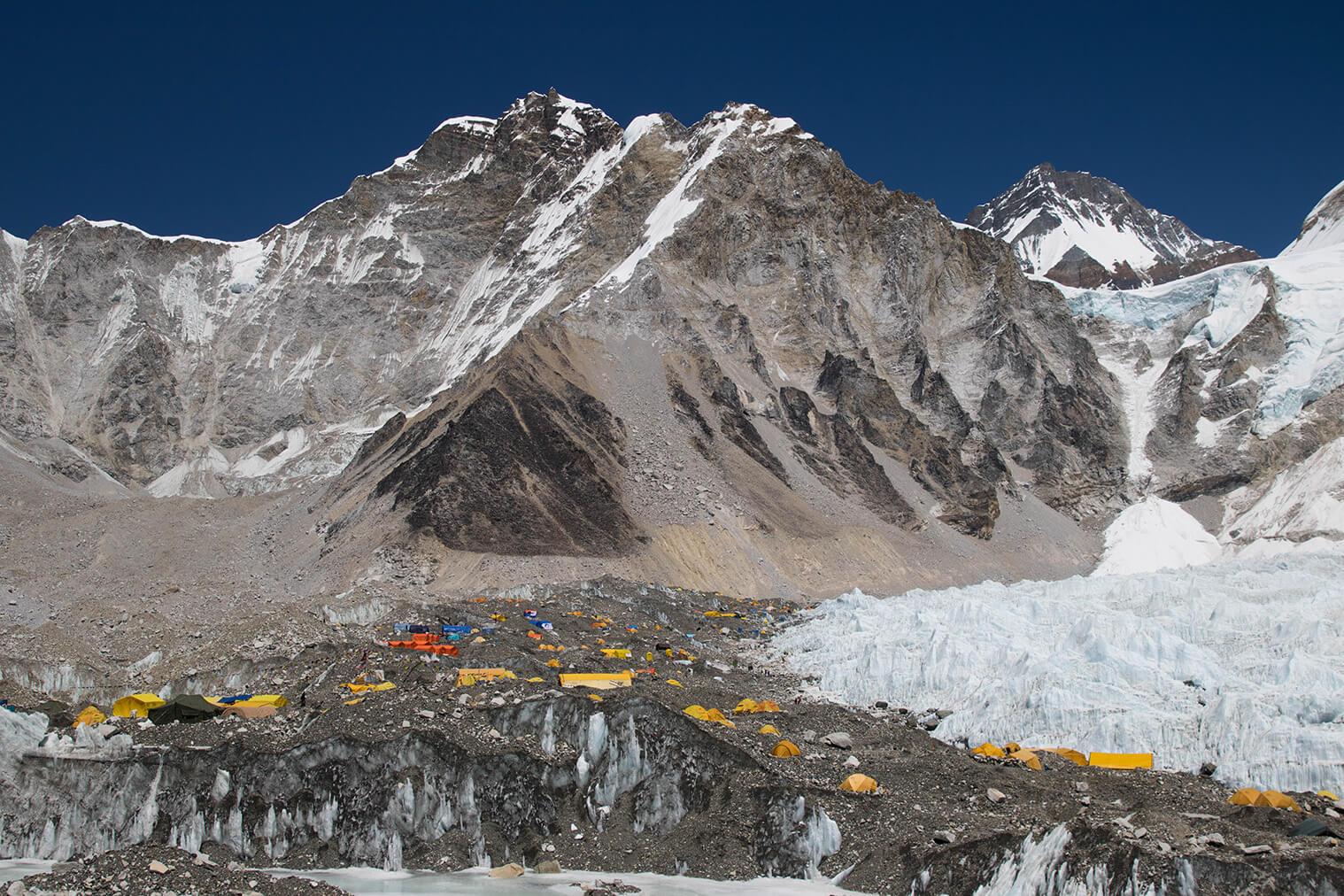 Base Camp (5360 m)
