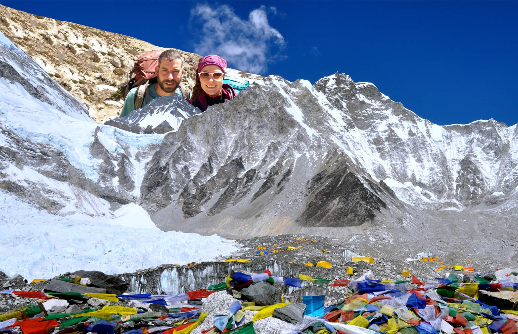 Treking v Himalájach