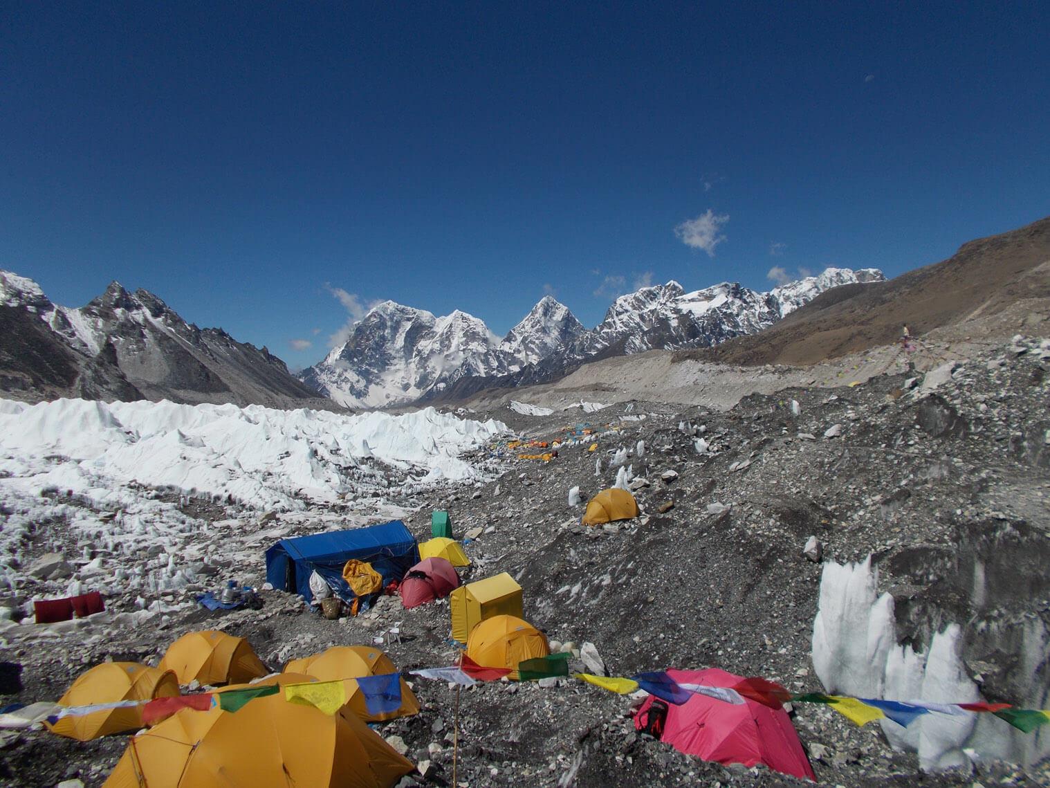 Rozhovor: Komerčný výstup na Everest nie je pre každého