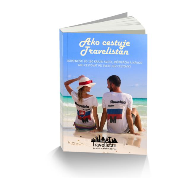 Ako cestuje Travelistan - ebook