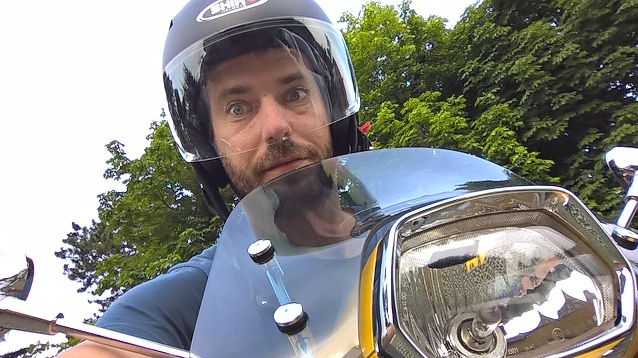 Na motorke po Slovensku