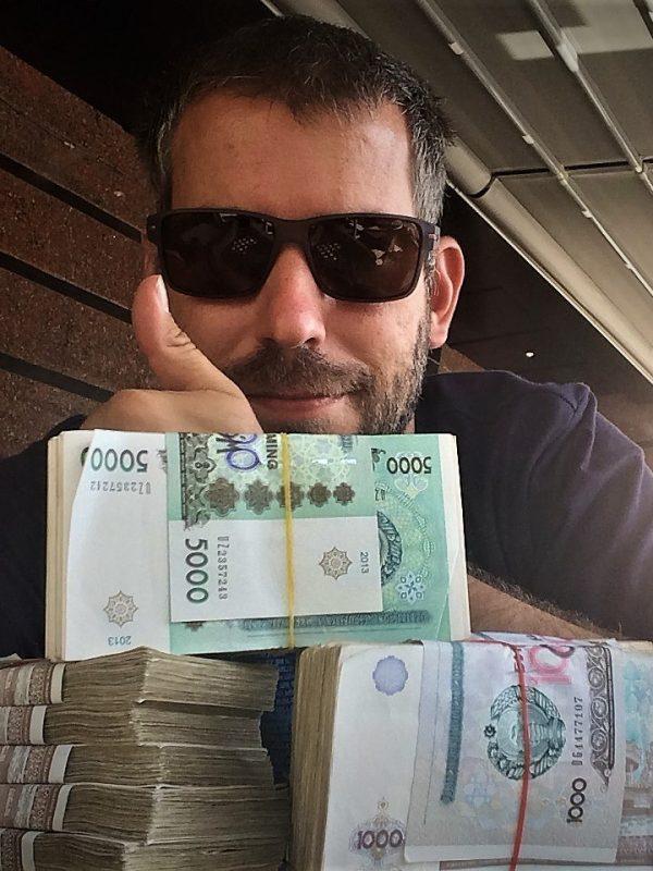 Ako si financujem svoje cesty po svete