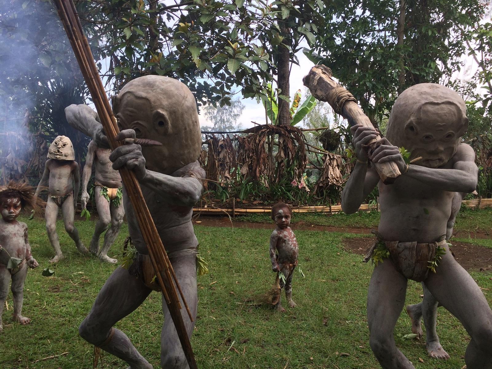 Papua Nová Guinea - cestovateľské informácie